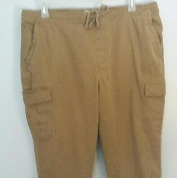1ad234cf7 Urban Pipeline Men's cargo jogger pants